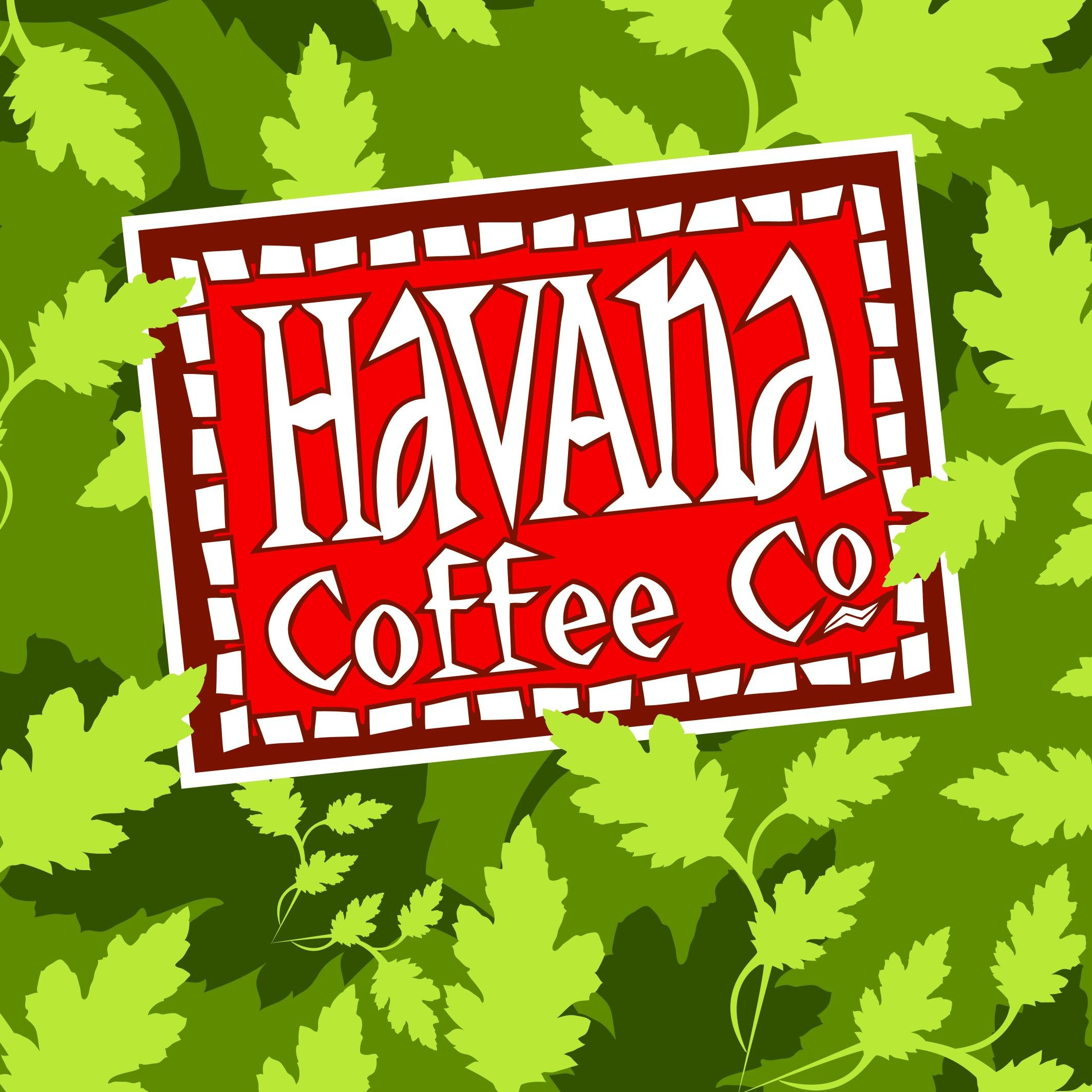 Havana Coffee - Great local Coffee  available in our restaurant at the North Gate Inn, South Molton Devon