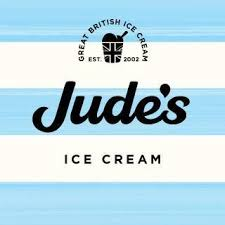 Jude's Ice Cream - available in our restaurant at the North Gate Inn, South Molton Devon